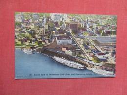 Aerial View Waterfront  New York > Buffalo  Ref    3588 - Buffalo