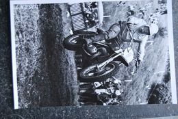 1783/ Moto-crossman N°9 / Dison 71/ Photo - Moto