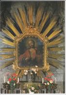 WIEN - Herz - Jesu - Bild  Zu St. Stephan - Stephansplatz