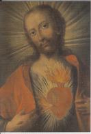 WIEN - Herz - Jesu - Bild  Im Stephansdom - Stephansplatz