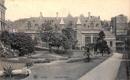 Liège - Gare Du Palais (animée, Nels 1910) - Luik