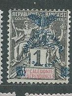 NOUVELLE-CALEDONIE N° 67  *  TB  6 - Nuova Caledonia