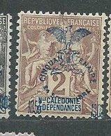 NOUVELLE-CALEDONIE N° 68  *  TB  1 - Nuevos