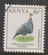 Kenya 1996 Birds 6/- Multicoloured SW 694 O Used - Kenya (1963-...)