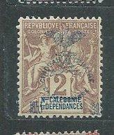 NOUVELLE-CALEDONIE N° 68  *  TB  3 - Nuova Caledonia