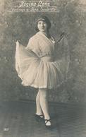 CPA - Thèmes -  Spectacle - Danse - Regine Lenz - Danse