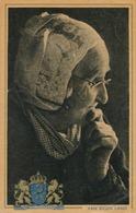 CPA - Thèmes -  Pays-Bas - Portrait - Van Eigen Land - Folklore