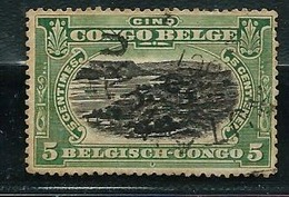 N° 764 (A 2 Zegel Type II) Obl.  : RUTSHURU - Belgisch-Kongo