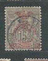 NOUVELLE-CALEDONIE N° 73  OB  TB  4 - Nueva Caledonia