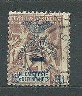 NOUVELLE-CALEDONIE N° 81  *  TB  3 - Nuova Caledonia