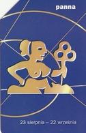 POLONIA. ZODIACO. Virgin. 25U. 756. (110) - Zodiaco
