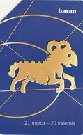 POLONIA. ZODIACO. Aries. 25U. 761. (109) - Zodiaco