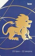 POLONIA. ZODIACO. Leo. 25U. 764. (112) - Zodiaco