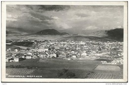 PODGORICA CRNA GORA MONTENEGRO, PC REAL FOTO, Circulated - Montenegro