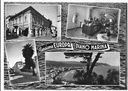 Diano Marina (Imperia). Pensione Europa. - Imperia