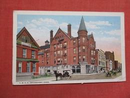 YMCA    - Connecticut > Hartford  Ref    3588 - Hartford