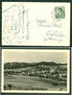 Yugoslavia 1940 Bahnpost Railway Mail Ambulance Post Ljubljana - Maribor 30 Smartno Litija Postcard Letter - Covers & Documents