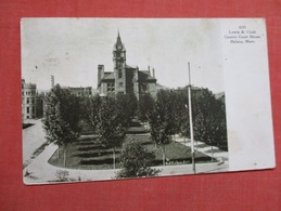 Lewis & Clark County Court House    Montana > Helena    Ref    3588 - Helena