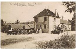 Lavault (71) Route De Montcenis, Maison Patrut-Lephilibert - Francia