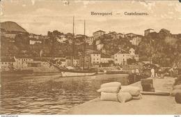 HERCEGNOVI CASTELNUOVO CRNA GORA MONTENEGRO, PC, Circulated - Montenegro