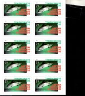 Folienblatt Bund Nr. 84 Scheinswal Neuf Postfr.MNH ** - Postzegelboekjes