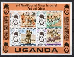 Ouganda 1977 Prehistory Prehistoire Homme  MNH - Prehistory