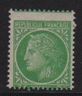 Ceres De Mazelin - N°680 - Piquage A Cheval - ** Neuf Sans Charniere - 1945-47 Cérès De Mazelin