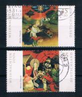 BRD/Bund 2006 Weihnachten Mi.Nr. 2569/70 Gestempelt - [7] República Federal
