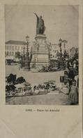 Gent - Gand // Statue Van Artevelde (Marche Brocante) Ca 1900 - Gent