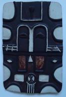 Mohamed Kifumu, Planche Batéké, Congo - Afrique Centrale 2001 - Largeur 26 Cm - Hauteur 41 Cm - Poids 620 Grammes - Art Africain