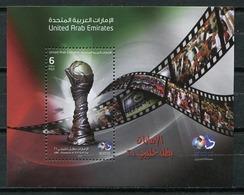 United Arab Emirates  2013 Emiratos Árabes / Football Golf Cup Winner MNH Futbol / Cu6718  36-2 - Fútbol