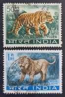1963 Wildlife Conservation, India, *,** Or Used - Gebraucht