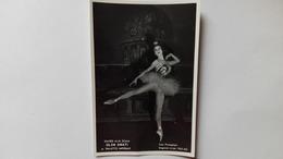 """1952 - Foto Di Ballerine Al Teatro La Scala Di Milano - Olga Amati In """"Balletto Imperiale"""" - Dance"""