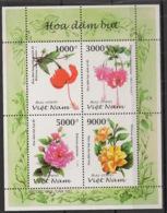 Vietnam - 1997 - N°Yv. 1714 à 1717 - Hibiscus / Flower - Neuf Luxe ** / MNH / Postfrisch - Vietnam