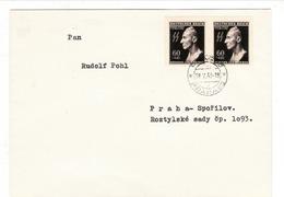 """FDC Brief """" Heydrich """" - Briefe U. Dokumente"""