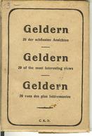 Carnet De 20 Vues ( Reste 14 ) De GERLDERN - Geldern