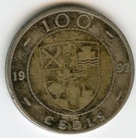 Ghana 100 Cedis 1997 KM 27 - Ghana