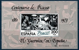 ESP 1981 Bloc Du 100ème Anniversaire De La Naissance De Picasso BL N°YT 29** MNH - Blocs & Feuillets