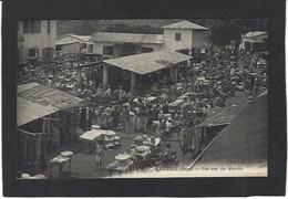CPA TOGO Afrique Noire Non Circulé Marché Market PALIME - Togo