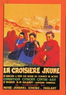 PL/ 28   CITROEN COMMUNICATION  LA CROISIERRE JAUNE  PEKIN CENTRE ASIE  (Editions Atlas) - Autres