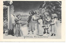 Angels, Engel, Ange, Angelo, Playing Violin, Violon, Geige, Trumpet, Trompette, Conductor, In Snow - Altri