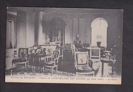 Environs De Belleme.61.Orne. Chateau De Saint-Hilaire Des Noyers  Par  NOCE .  Le  Salon . - France
