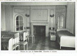 SAINTE-ODE-MAISON DE CURE-CHAMBRE A COUCHER - Sainte-Ode