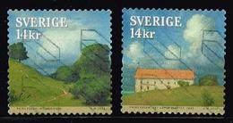 Schweden 2015, Michel# 3025 - 3028 O 150th Anniversary Of Prince Eugen's Birth - Schweden