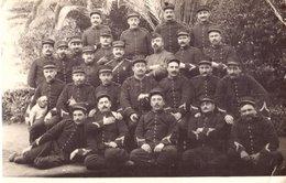 Les Sablettes 1914 Photo 60e Régiment D'artillerie 2eme Bie (coin Corné Cf Scan) - Otros