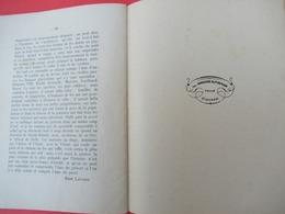 Livret / UZERCHE Et Ses Illustrations / Conférence Du 20 Août 1904 / René LAFARGE/TULLE/ 1936       LIV170 - Limousin