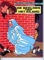Chick Bill - De Beelden Van Het Eiland (1ste Druk) 1972 - Chick Bill