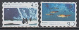 Australia 1990 Antarctica / Joint Issue With USSR  2v ** Mnh (44498) - Australisch Antarctisch Territorium (AAT)