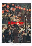 1203 Herrmann Vogel Frankreich Nationalfest Paris Kunstblatt 1910 !! - Historische Dokumente