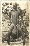 ( AFRIQUE   )  ( CAMEROUN    )( NU   )( INDIGENE  ELEPHANTIASISTE ) - South, East, West Africa